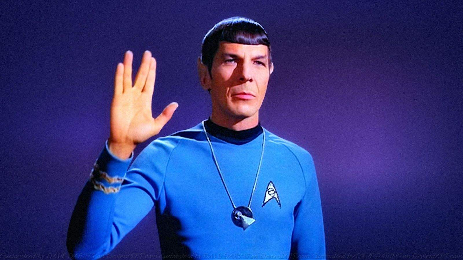 Spock's Vulcan Salute Should Replace Traditional Handshakes to prevent Coronavirus 45