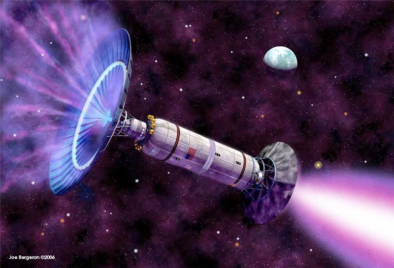 Spaceships could approach the speed of light using supernovae to propel themselves, says new study 31