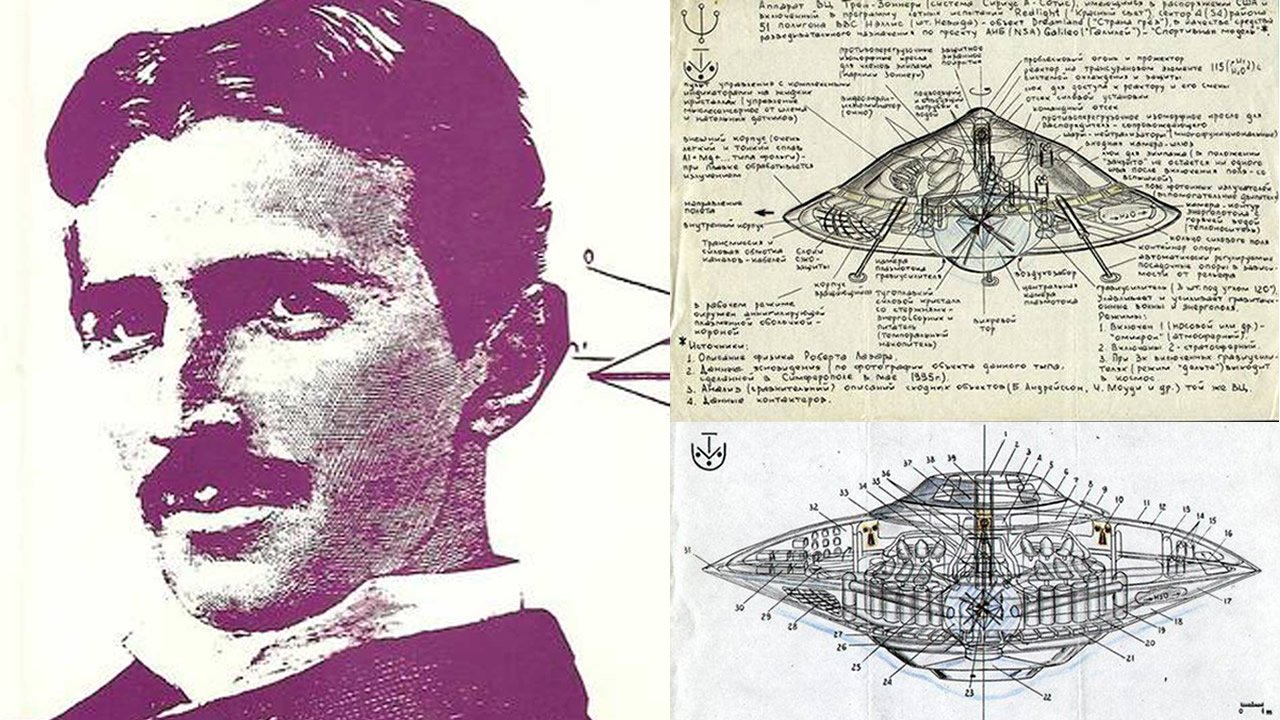 Could this lost Nikola Tesla manuscript be the answer to Antigravity? 31