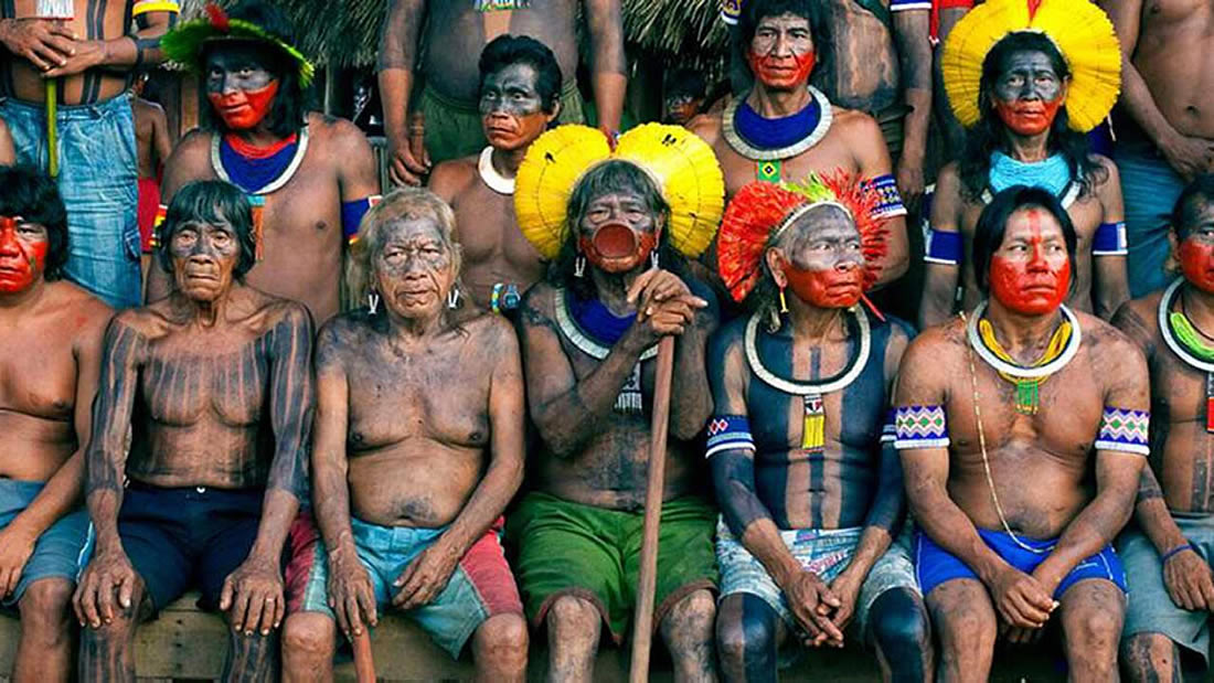 Natives isolated in the Amazon by quarantine face another threat: famine 31