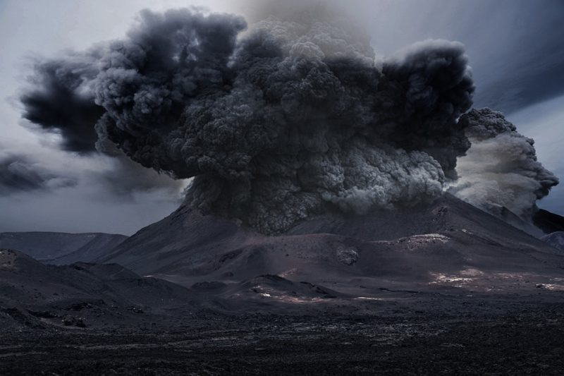 Ancient volcano eruptions that killed nearly 90 percent of species offer warning about global warming 31