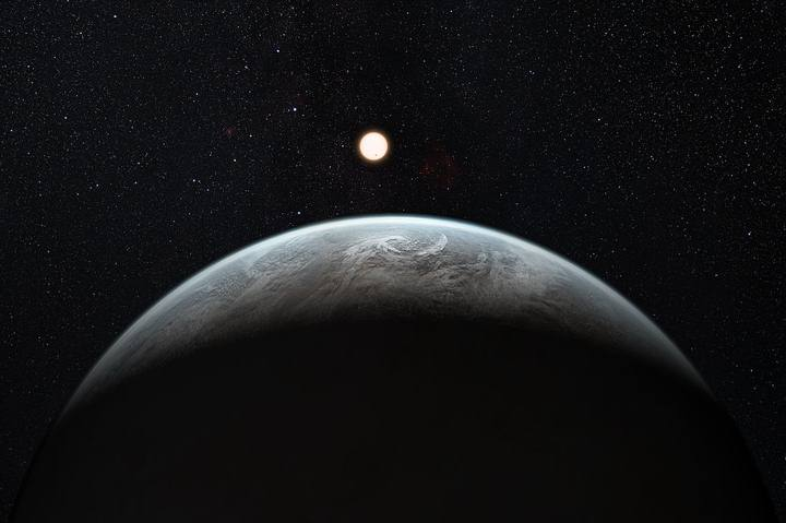Discovered a potentially habitable super-earth just 12 light years away 31