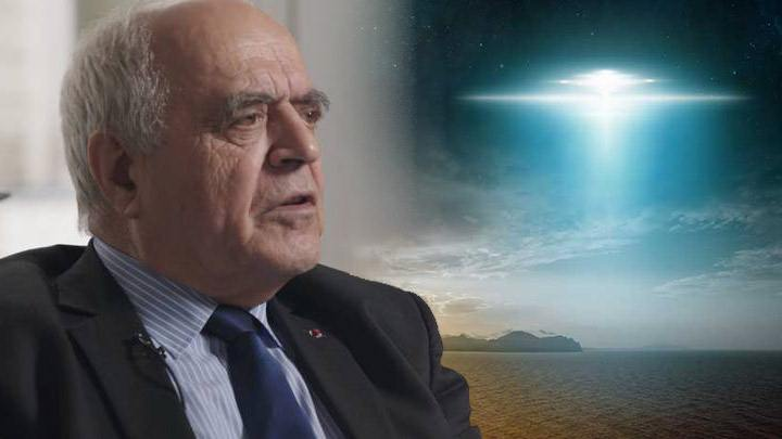 """Former French intelligence agent: """"UFOs come from parallel worlds"""" 32"""
