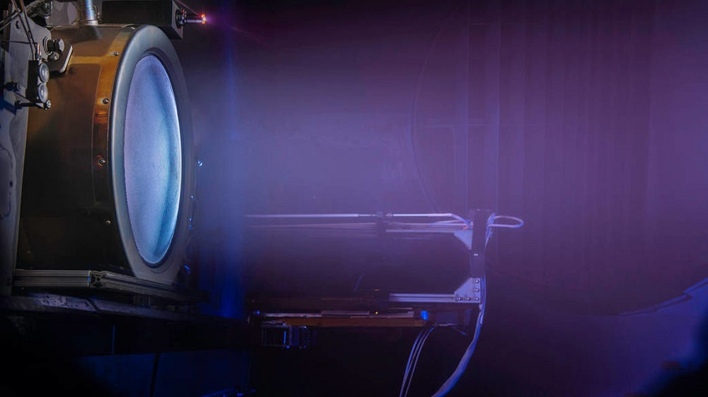 NASA will use super-powerful ion engine to redirect asteroid 31