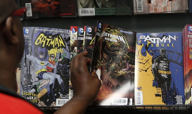 The comics industry is more likely to kill itself than switch to digital 31