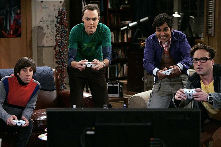 The Big Bang Theory television series predicted the end of the world by 2020 31