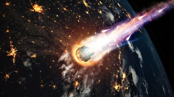 A massive comet almost annihilated humanity in 1883 65