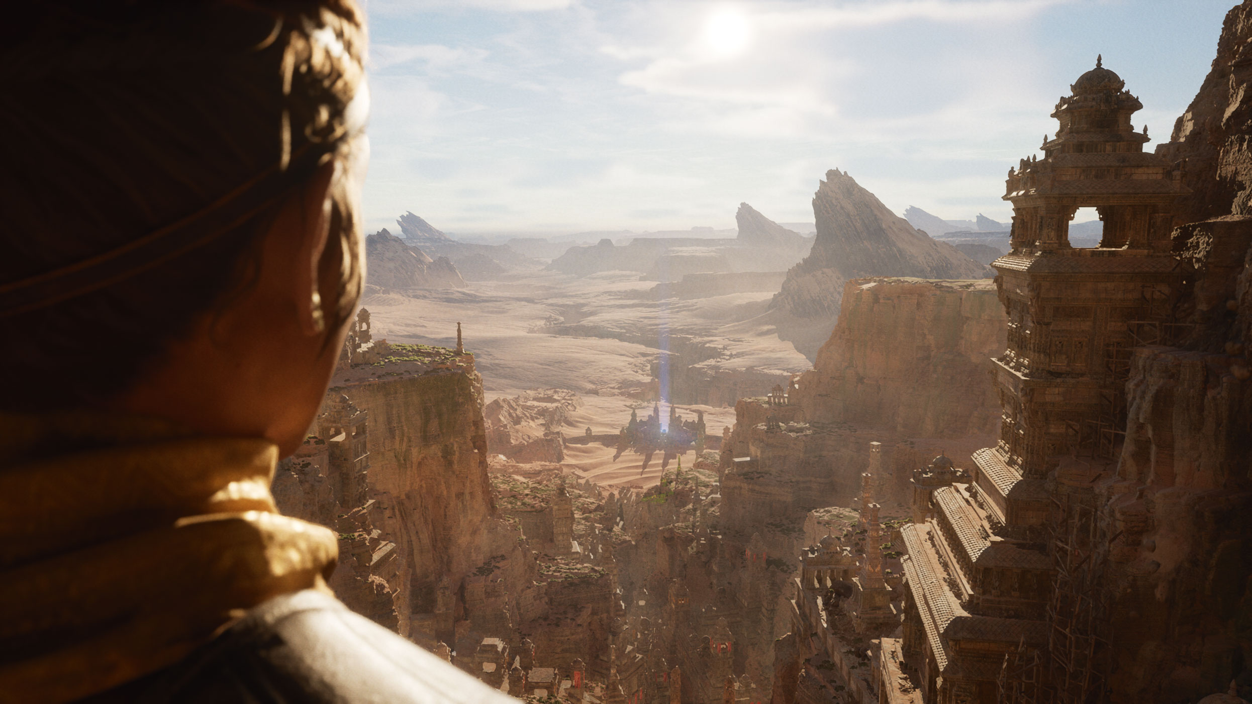 Epic Games has announced a new engine - Unreal Engine 5 4