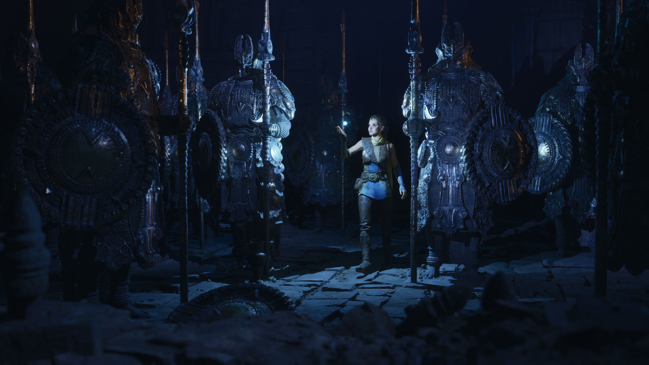 Epic Games has announced a new engine - Unreal Engine 5 3