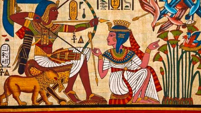 Some ancient Egyptians had superhuman strength according to scholars of this civilization