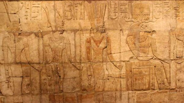 Some ancient Egyptians had superhuman strength according to scholars of this civilization 19