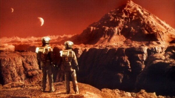 Where can people live on Mars? 44