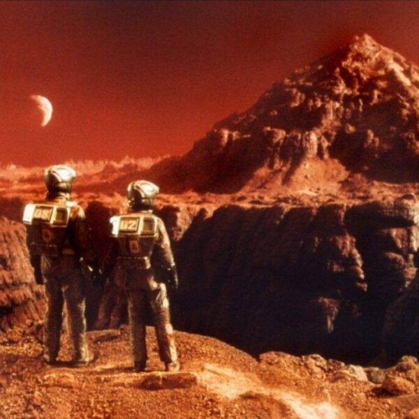 Where can people live on Mars? 38