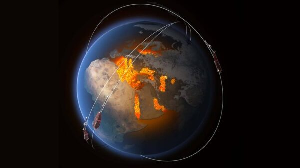 Earth's Magnetic Field Is Gradually Weakening, European Space Agency Warns 22