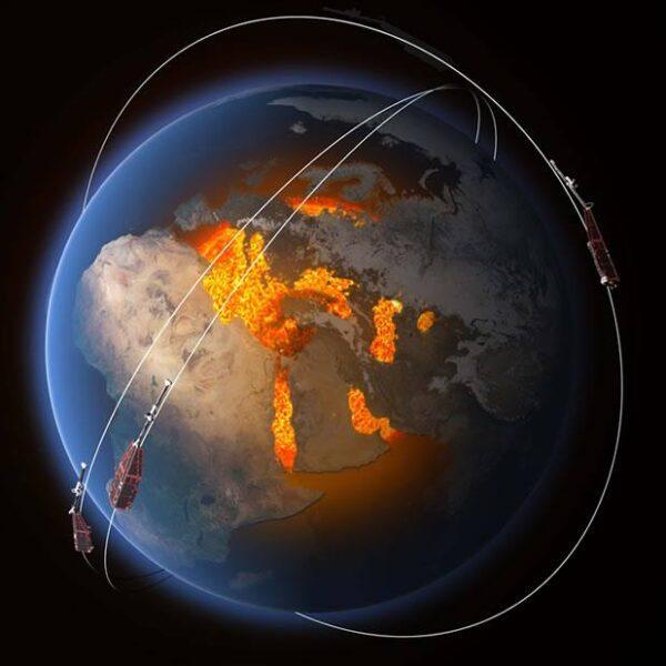 Earth's Magnetic Field Is Gradually Weakening, European Space Agency Warns 40