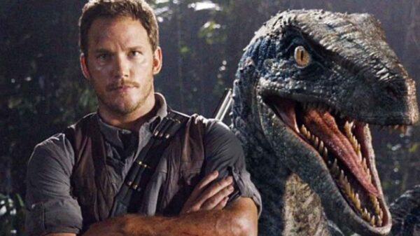 """Eaten by a Dinosaur"": Raffle chance to appear on 'Jurassic World' for $ 10 30"