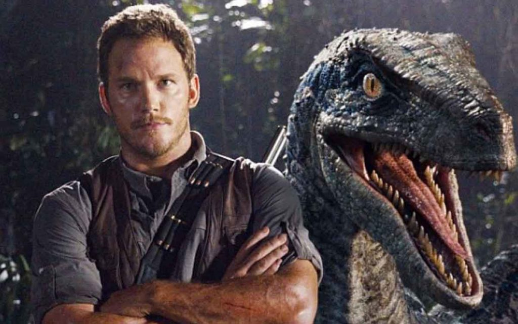"""""""Eaten by a Dinosaur"""": Raffle chance to appear on 'Jurassic World' for $ 10 31"""
