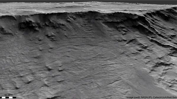 New images show the channels of ancient rivers on Mars 5