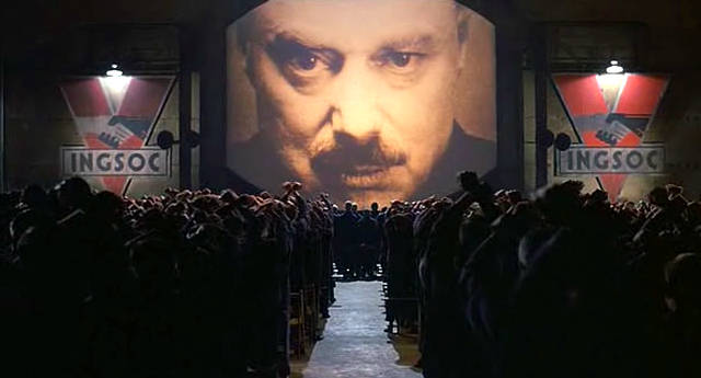 Paramount prepares '2084', a movie inspired by George Orwell's novel 35