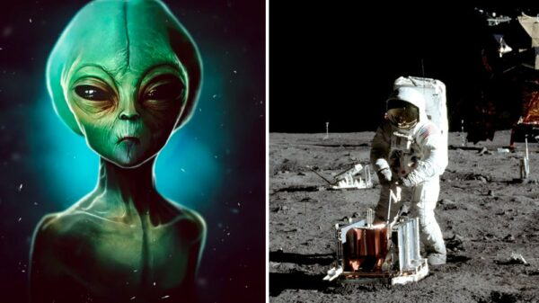 "Space flights ""were followed by extraterrestrial spacecraft"", says NASA engineer 88"