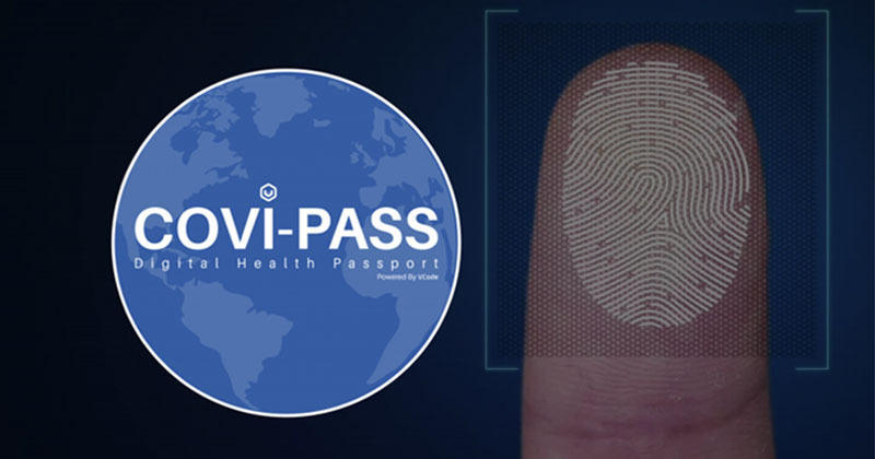 The UK is the first to introduce the Digital Health Passport 31