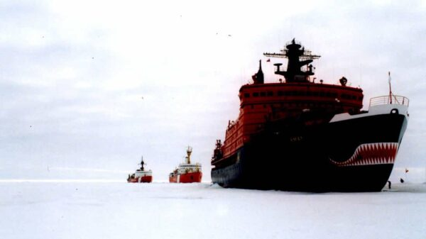 US requests armed nuclear icebreaker for a show of force in the Arctic 34