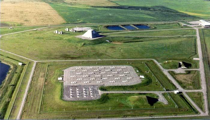 The North Dakota Pyramid: An Illuminati Complex? 33