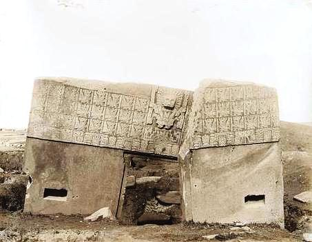 The enigmatic door of the sun: Ancient structure that defies conventional history