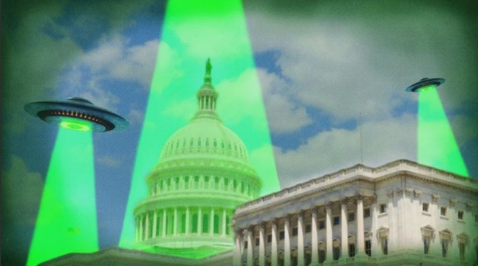 US senators fear UFOs are a threat; ask for opening files
