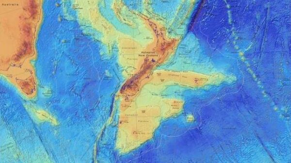 They map the lost continent of Zealand in unprecedented detail 33