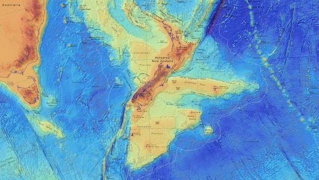 They map the lost continent of Zealand in unprecedented detail 31