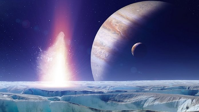 Alien microbes may be living next to Jupiter, Europa
