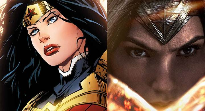 The Wonder Woman costume, her relationship with a religion called Thelema and the goddess Ishtar 69