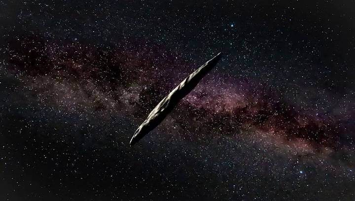 New study points out that Oumuamua could be extraterrestrial technology 41
