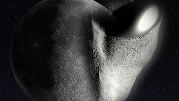 NASA wants to cover up the UFO presence in space to return to the Moon in 2021 40