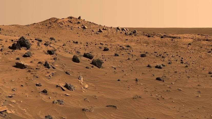 """Specialist says that the rover curiosity has found """"fossils"""" on Mars 37"""