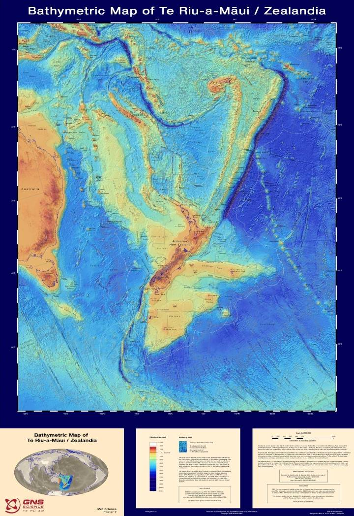 They map the lost continent of Zealand in unprecedented detail 32