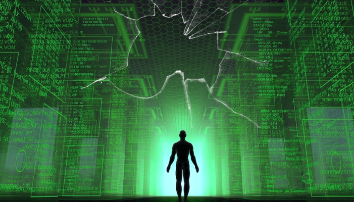 The mystery of the Matrix within our thinking.