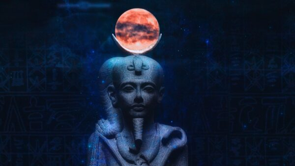 Tutankhamun: Traces Of the ruler of ancient Egypt lead to the moon 51