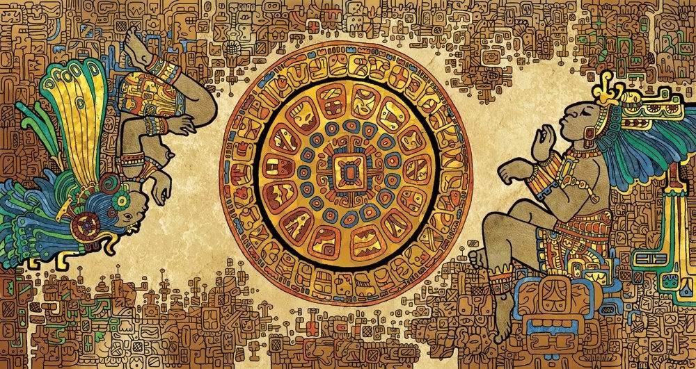 Now they say that the Mayan Calendar actually pointed to 2020 32