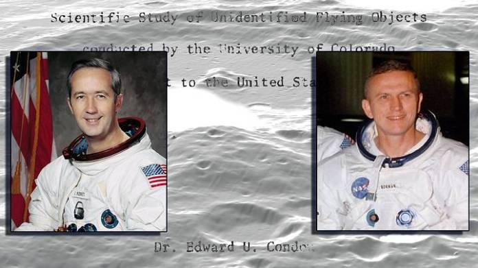 Astronaut sightings removed from government UFO study 32
