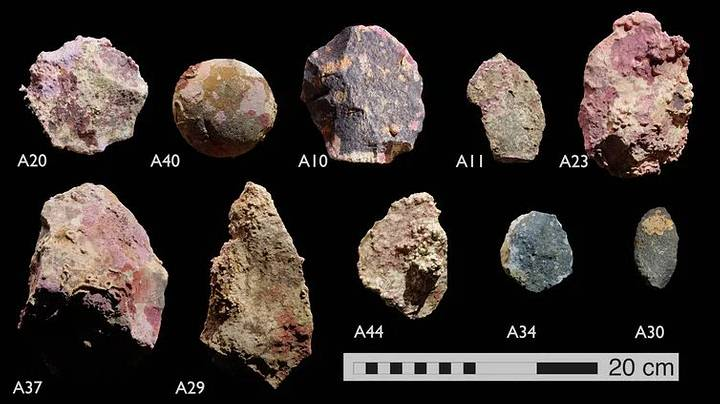Ancient Australian Aboriginal Sites Discovered 46