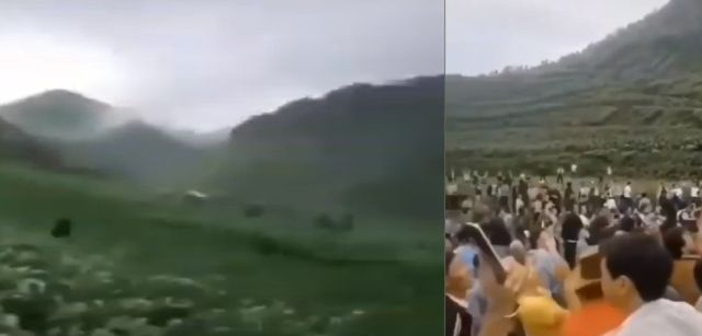 mysterious noise has been heard in Weining, China, for more than 10 days