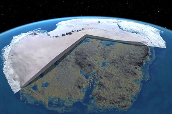 Antarctica: A tropical paradise known to our ancestors and