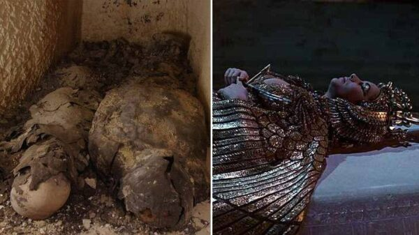 Sensational find in Egypt offers new clues to Cleopatra's tomb 88