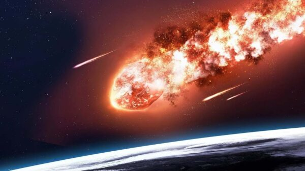 An impending cosmic catastrophe? A monstrous asteroid could hit Earth on July 24 87