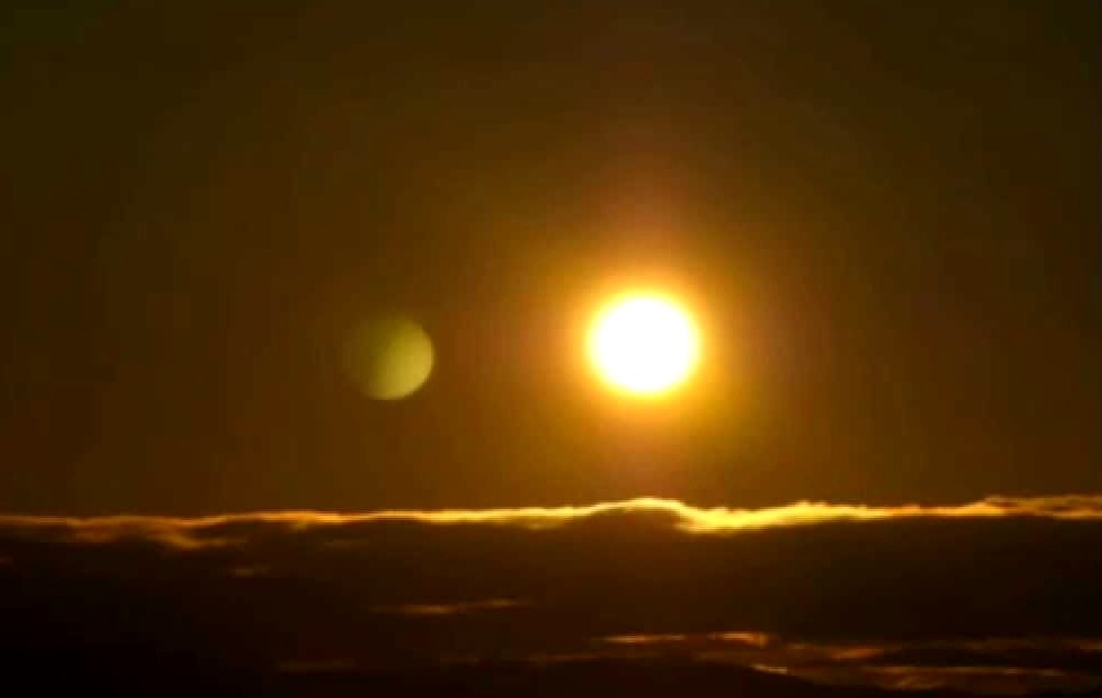 Nibiru, the Star Nemesis and its planets are approaching the Solar System. SOHO probe photographs prove it! 44