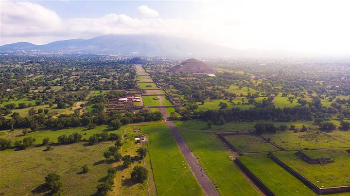 New discovery points to Teotihuacán starting in the Pyramid of the Moon 40