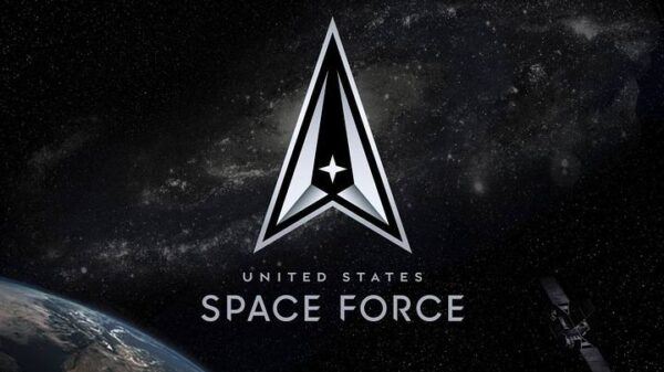 """Always on top"": the Space Force reveals its official logo and motto 84"