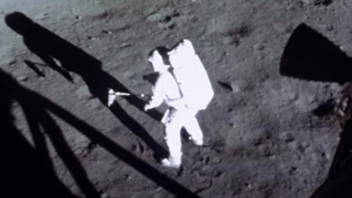 Historical filming of the moon landings are improved thanks to artificial intelligence 33
